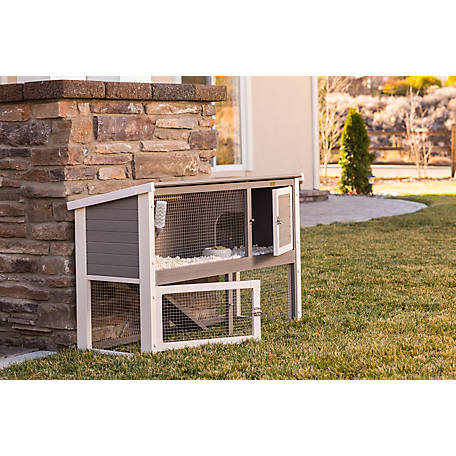 New Age Pet, Columbia Rabbit Hutch, ERH305