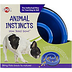 Ethical Pet Animal Instincts Slow Feed Bowl, 10 in.