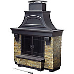 Sunjoy Japer Fireplace