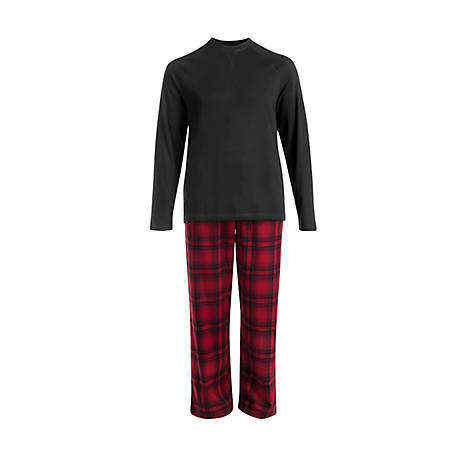 e2f7322684 Blue Mountain Men s Plaid Flannel Pajama Set at Tractor Supply Co.