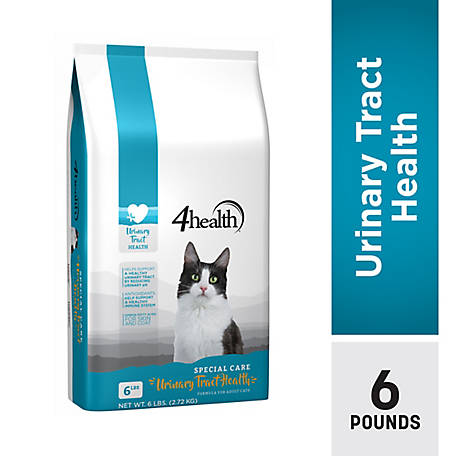 4health Special Care Urinary Tract Health Formula for Adult Cats, 6 lb.