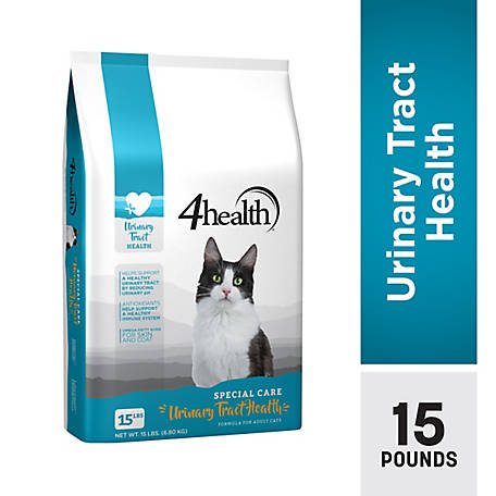 4health Special Care Urinary Tract Health Formula for Adult Cats, 15 lb.