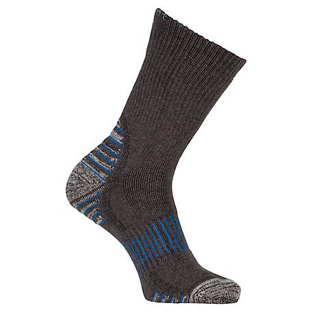 Carhartt Men's Force Cold Weather Crew Socks 2 Pair