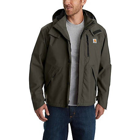 Carhartt Men's Shoreline Jacket WpB Nylon