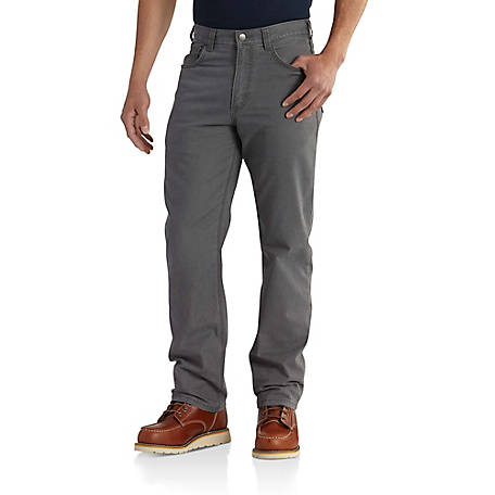 Carhartt Men's Rugged Flex Rigby Five Pocket Pant, 102517
