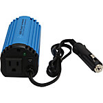 AIMS Power 120W Power Inverter, 12VDC to 120VAC, For Cup Holder