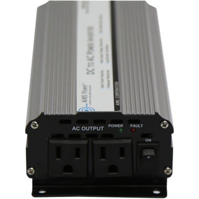 Buy AIMS Power 800W Power Inverter; 12VDC to 120VAC with Cables Online