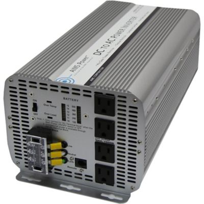 Buy AIMS Power 5000W Modified Sine Inverter; 12VDC to 120VAC Online