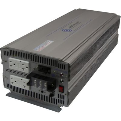 Buy AIMS Power 5000W 12V Pure Sine Inverter; Industrial Grade Online