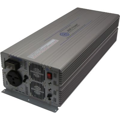 Buy AIMS Power 7000W Modified Sine Inverter; 24VDC to 240VAC; 50/60 Hz Online