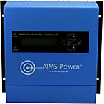 AIMS Power 30A Solar Charge Controller, 12/24 VDC MPPT