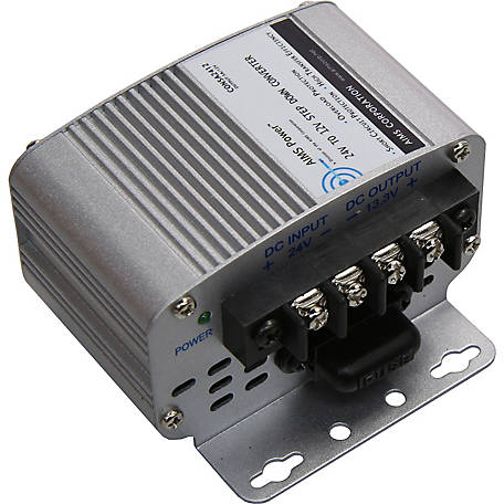 AIMS Power 24VDC To 12VDC Step Down Converter, 5A