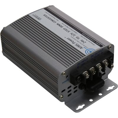 Buy AIMS Power 24VDC To 12VDC Step Down Converter; 30A Online