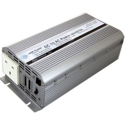 Buy AIMS Power 1250W Power Inverter; UK Plug 230V; European 12V Online