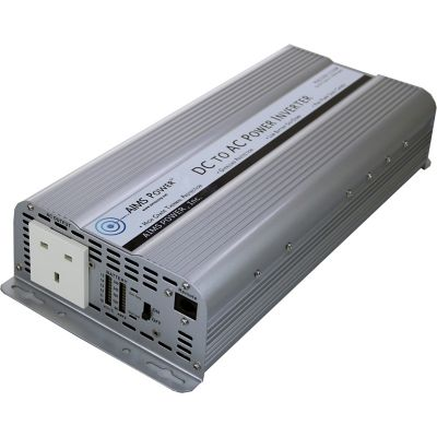 Buy AIMS Power 2500W Power Inverter; UK Plug 230V; European 24V Online