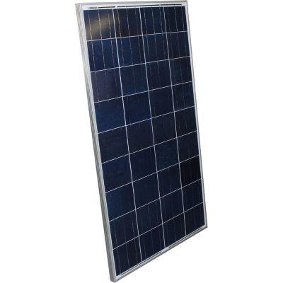 Buy AIMS Power 120W Polycrystalline Aluminum Frame Solar Panel Online
