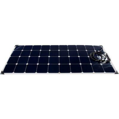 Buy AIMS Power 120W Monocrystalline Flexible Bendable Slim Solar Panel Online