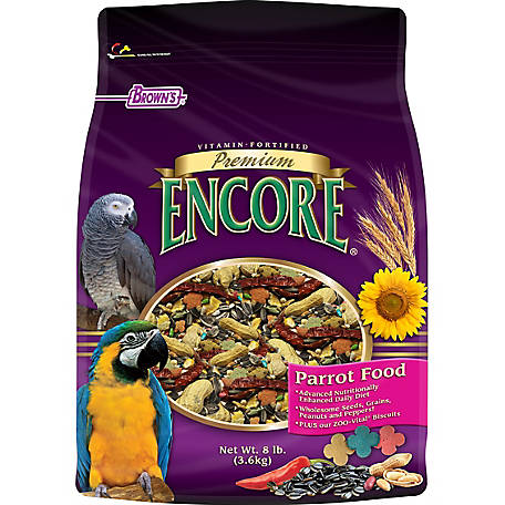 Encore Premium Parrot Food 25 lb., 44354