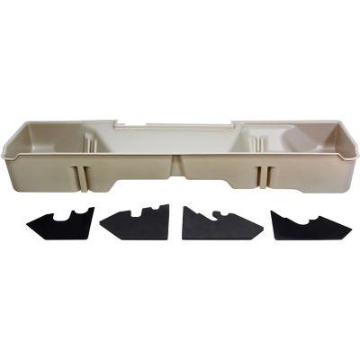 Buy Du-Ha Storage Container for 07-13 Chevrolet/GMC Silverado/Sierra Extended Cab; Tan; 10047 Online