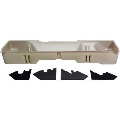 Buy Du-Ha Storage Container for 06-07 Chevrolet/GMC Silverado/Sierra Extended Cab; 5 ft.8 in. Extra Short Box; Tan; 10050 Online