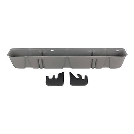 Du-Ha Storage Container for 15-18 Ford F-150 Supercab, Light Gray, 20107