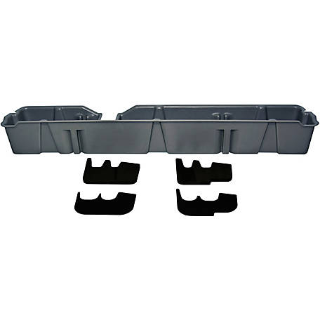 Du-Ha Storage Container for 11-14 Ford F-150 Supercab, Gray, 20096