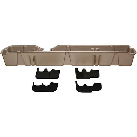 Du-Ha Storage Container for 09-14 Ford F-150 Supercab, Tan, 20073