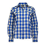 Wrangler Ladies' Long Sleeve Check Western Woven Shirt