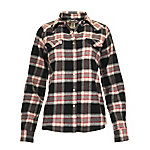 Wrangler Ladies' Long Sleeve Western Flannel Shirt
