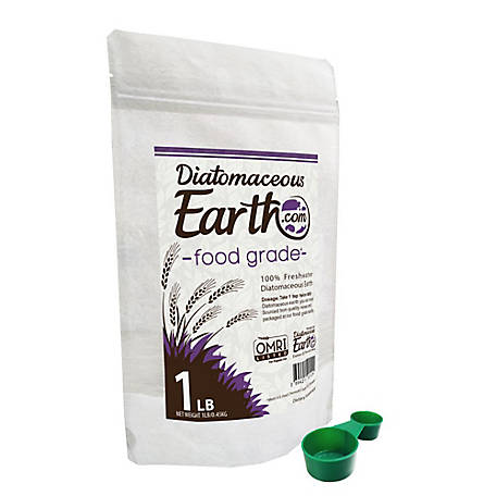 Diatomaceous Earth 1 lb. Bag, FG10503