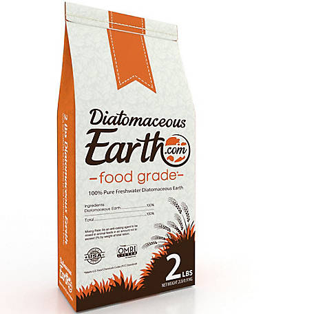 Diatomaceous Earth 2 lb. Bag, FG10504