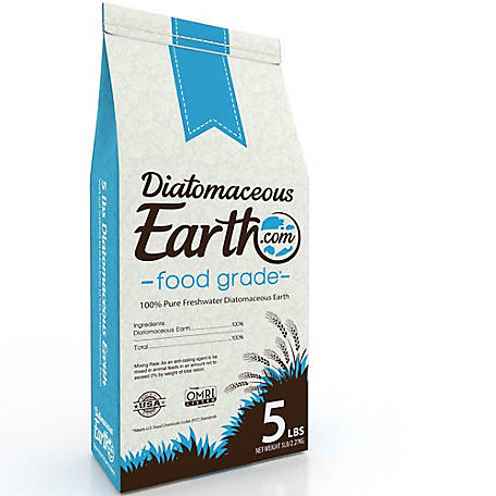 Diatomaceous Earth 5 lb. Bag, FG10505