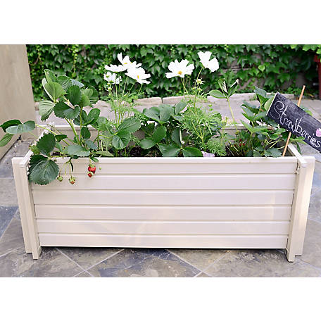 New Age Pet, ECOFLEX Rectangular Planter- 42 in., EPLT103-R42