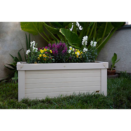 New Age Pet, Danville Planter made with ECOFLEX- 36 in., EPLT203-R36