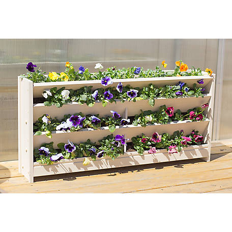 New Age Pet, Horizontal Living Wall made with ECOFLEX- 45 in. x 21 in., EPVP001-W45H21