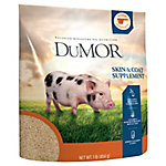 DuMOR Mini Pig Skin Coat Supplement, 1 lb.