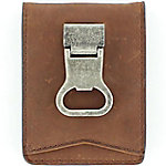 DBL Barrel Money Clip with Bottle Opener