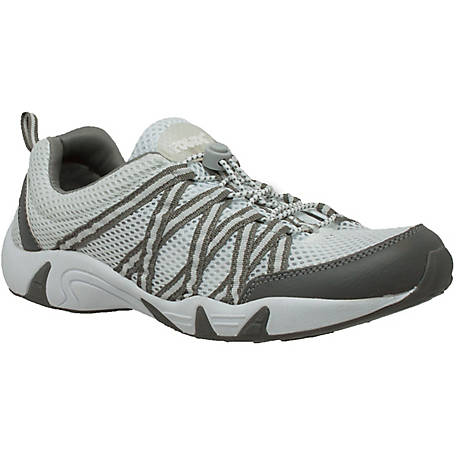 Rocsoc Women's 3 in. White/Gray Water and Land Sporting Shoe