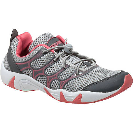 Rocsoc Women's 3 in. Coral/Gray Water and Land Sporting Shoe