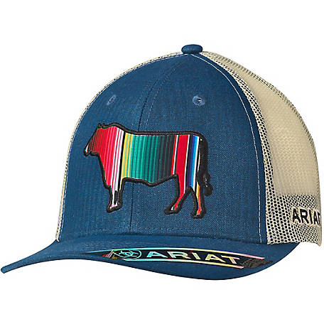 Ariat Men s Serape Bull Cap at Tractor Supply Co. 26ef1943690b