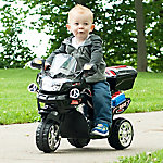 Lil' Rider Rockin' Rollers 3-Wheel Battery Powered FX Sport Bike