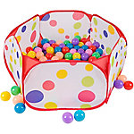 Hey! Play! Kid's Pop-up Ball Pit with 200 Balls