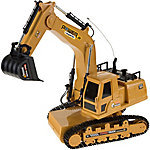 Hey! Play! Remote Control Excavator Toy, M330025