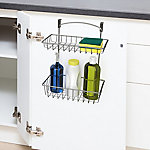 Classic Cuisine Over The Cabinet Kitchen Storage Organizer