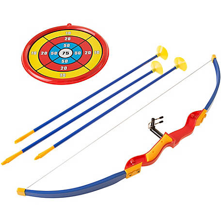 Hey! Play! Kid's Bow and Arrow Set