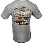 Men's Realtree Chevy Quality Trucks Graphic T-Shirt