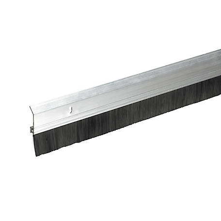 Frost King Heavy Duty Aluminum & Brush Door Sweep