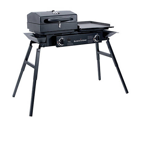 Blackstone Tailgater Grill/Griddle Combo