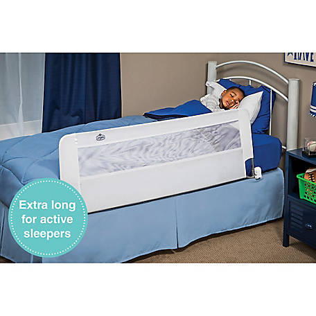 Regalo Swing Down Extra Long Bed Rail