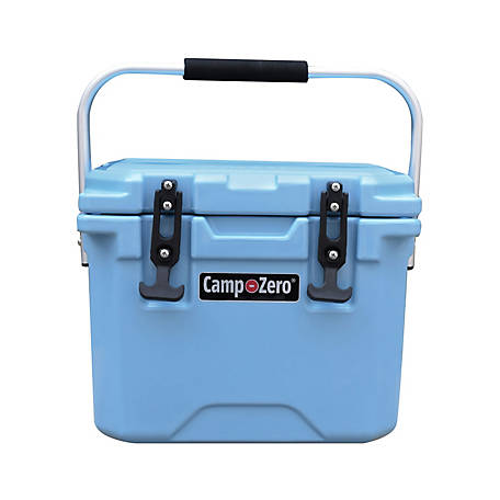 Camp-Zero 10L Premium Cooler, Blue